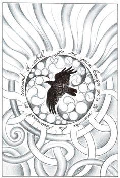 corbeau soleil ivsic