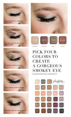 Makeup Images order Blue Eyeshadow Looks Subtle beneath Makeup Step By Step Eyes… – Make Up Time Maskcara Makeup, Maskcara Beauty, Skin Makeup, Makeup Tips, Beauty Makeup, Makeup Ideas, Hazel Eye Makeup, Makeup Salon, Makeup Set