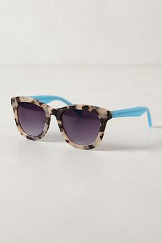 Aqua Tort Sunglasses - anthropologie.com #anthrofave