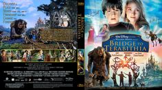 Bgidge To Terabithia Custom Blu-ray Cover