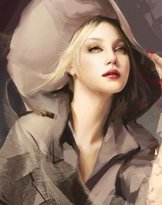 Portraits by Phoenix Lu