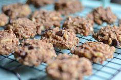 Twee-ingrediënten-koekjes (of 3 met chocolade...)
