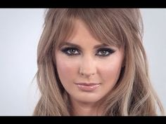 The Bardot Make-up Tutorial - featuring Millie Mackintosh - 60s cat eye - Charlotte Tilbury