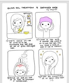 Hair, hair color, hair style, hair idea, hair tutorial, DIY, healthy hair