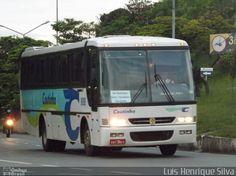Ônibus da empresa Empresa de Transportes Coutinho, carro 9098, carroceria Busscar El Buss 320, chassi Volkswagen 16.210 CO. Foto na cidade de Varginha-MG por Luis Henrique Silva, publicada em 04/04/2016 16:44:47.