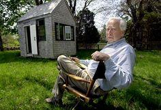 Pulitzer Prize-winning author David McCullough