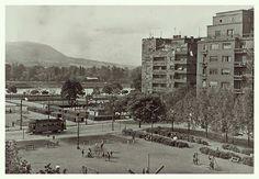 1962. Szent István park.