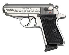 Walther PPK/S Pistol    Walther PPK/S - VAH38001, 380ACP, Semi-Automatic, Double…