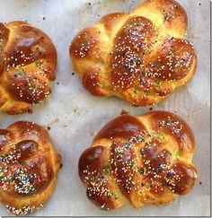 Italian easter bread. Just like Nonna made .