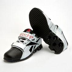 c3d4306ca8ba8a Reebok CrossFit Lifter Plus - White Black Red  Iron (Women s) In
