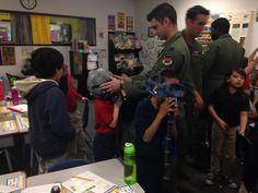 Davis Monthan Air Force Base Visit 2014 | #lpatucson  | La Paloma Academy, AZ