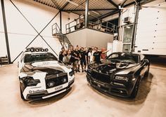 Mighty 810hp Rolls-Royce Wraith is Jon Olsson's new car. Check it out here!