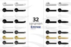 Zoek je betaalbaar en mooi deurbeslag? De GPF Entree-collectie ontwikkelt perfecte deurkrukken voor elke entree. Geen opsmuk, geen hoge prijs: