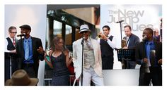 Come jump, jive, and swing at the FREE jazz concert presented by Playboy Jazz Festival in Beverly Hills featuring The New Jump Blues Band (led by Huggy Bear) on Sun. May at the BH Civic Center! Jazz Concert, Free Jazz, Jazz Band, Jazz Festival, Blue Band, Public Relations, Beverly Hills, Playboy, Blues