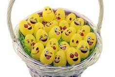 Easter Emoji Universe : Emoji Easter Eggs, 24-Pack #Kangaroo #Easter
