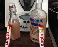 Rezept Duplo Likör von Lockenrocken90 - Rezept der Kategorie Getränke