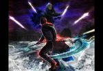 ArtTrade_DmC by ebonykkk on DeviantArt Devil May Cry, Crying, Europe, Deviantart, History, Artist, Sibling, Demons, Collections