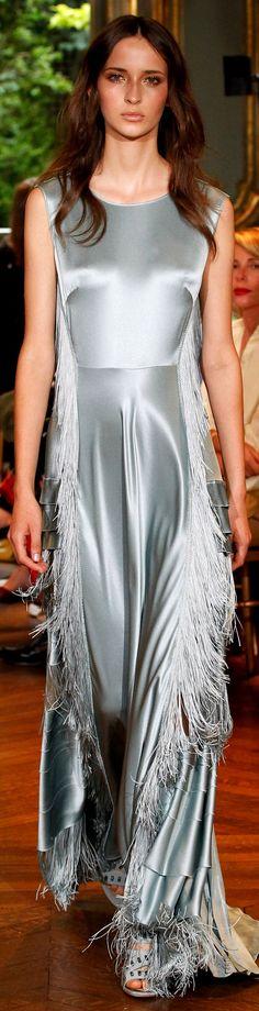 Alberta Ferretti Limited Edition Couture Fall 2016