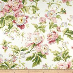 Waverly Print Fabric 54 Quot Floral Flourish Spring