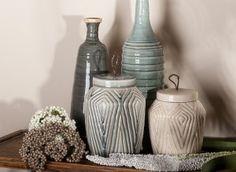 Jarrón cerámica decoración Vase, Shopping, Home Decor, Vases, Interiors, Decoration Home, Room Decor, Jars, Interior Decorating