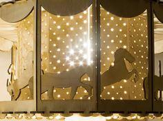 DIY Gift Idea Circus Lamp for Child Room от SmagaProjektanci