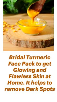 Natural Beauty Recipes, Natural Health Tips, Beauty Tips For Skin, Health And Beauty Tips, Natural Skin Care, Turmeric Face Pack, Basic Skin Care Routine, Whitening Skin Care, Clear Skin Tips