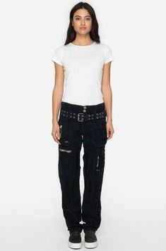 3f36116c3a Johnny Was New Bevanne Cargo Pants Size 10 (M