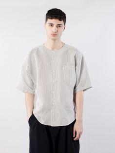Henrik Vibskov KM Stripe Shirt