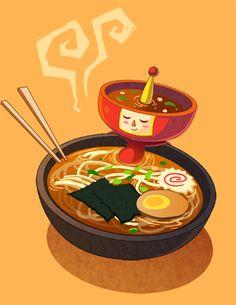 Katamari: Worst pun ever by nargyle on deviantART | Miso from Katamari | Namco Bandai Games