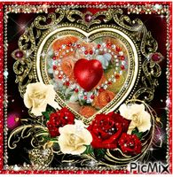 See the PicMix Hearts and roses belonging to StellaStai on PicMix. Good Morning Beautiful Pictures, Good Morning Picture, Morning Pictures, Hearts And Roses, Ornament Wreath, Beautiful Hearts, Simple, Creative, Daddy Yankee