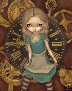 Jasmine Becket-Griffith Alice print