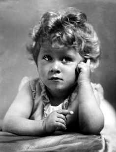 Future Queen Elizabeth. It was not until the abdication of her uncle Edward VIII in 1936 that she became the heir to the throne