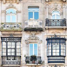 Windows of the World - Vigo Spain