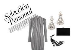 #fashion #style #mercedeschloe #seleccionpersonal #harpersbazzar #vogue #elle #gingham #fall #hannegabyodiele #styles #stars #openingceremony #chloe #sevingy #gingham #twill #dress #jcrew #ysl #saintlaurent #stonedrop #earrings #charlotteolympia #black #crystal #pandora #boxclutch #spider #leather