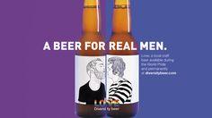 'LOVE Diversity Beer', una cerveza que brinda por la diversidad | Tiempo de Publicidad | Blog de Publicidad y Creatividad