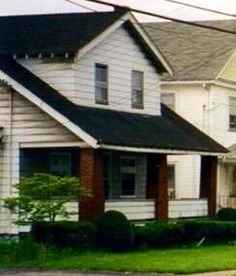 Michael Uhlar  Katherine Stanislaw Uhlar Home (Grandparents) 1219 E. Indianola
