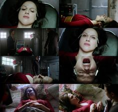 """Regina Mills, Episode 2x21 """"Second Star To The Right"""" of OUAT"""