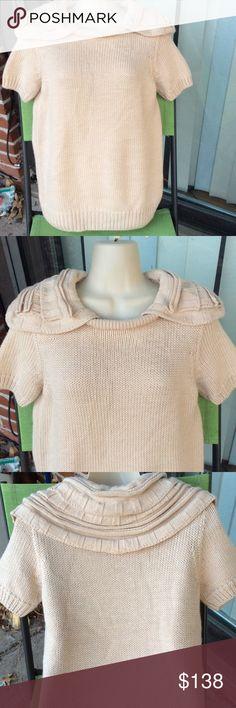 Prada authentic sweater 100% wool Worn once Prada Sweaters
