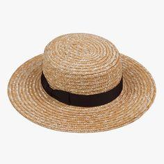 Lack of Color The Spencer boater hat, $59 lackofcolor.com