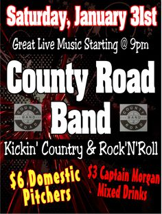 COUNTY ROAD BAND