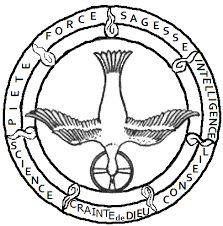 Image result for esprit saint représentation