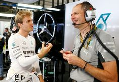"Rosberg:""Lewis took a dump in my car!"" Mercedes Engineer:""Well, life's a Bitch sometimes Nico! You dish crap out and sometimes, it comes flying back at you!"""