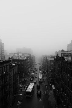 i love the fog #truenewyork #lovenyc