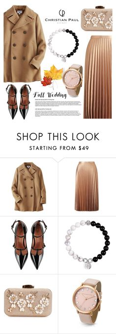 """""""Christianpaul"""" by anadozen ❤ liked on Polyvore featuring Uniqlo, Miss Selfridge, RED Valentino, watch and christianpaul"""