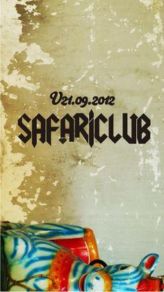 Safari Club 21.IX.2012
