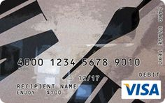 Clock Visa Gift Card Custom Gift Cards, Visa Gift Card, Clock, Names, Gifts, Watch, Presents, Clocks, Favors