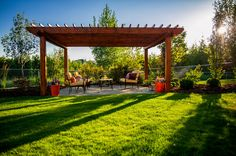 Infinity Gardens - Calgary Landscaping - Project Galleries