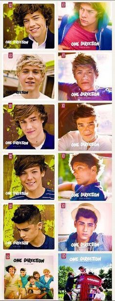 Up All Night & Take Me Home (':