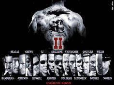 The Expendables 2 #movie