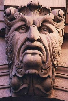 ancient roman gargoyles - Google Search
